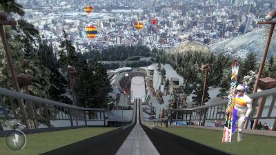 Ski Jumping Pro Game Screenshot 13