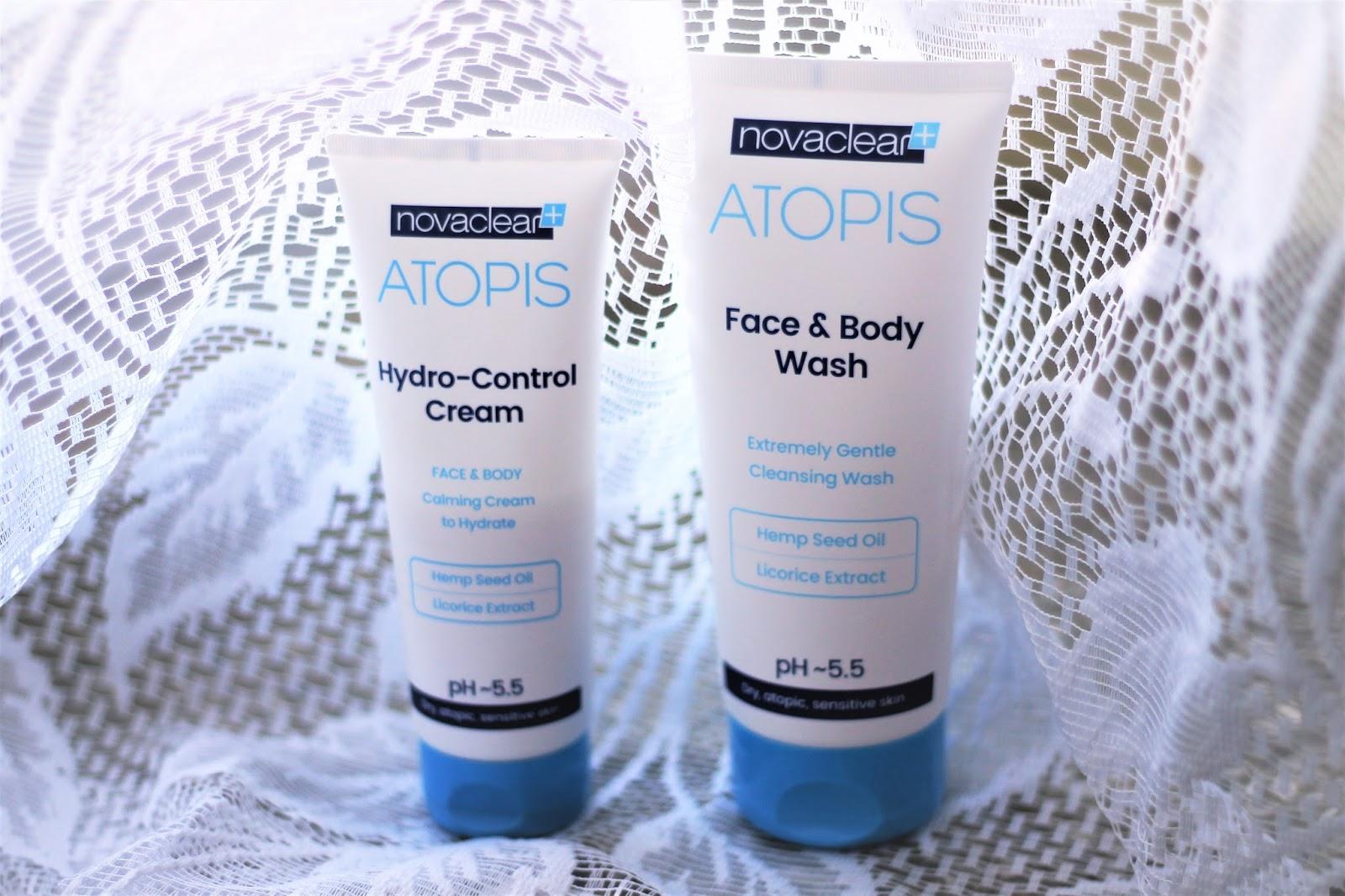 NovaClear ATOPIS -  czas pożegnać się z suchą skórą