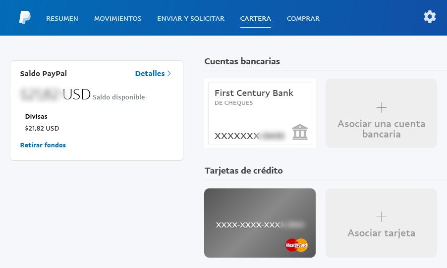 Porque No Me Llega El Dinero A Mi Cuenta Paypal