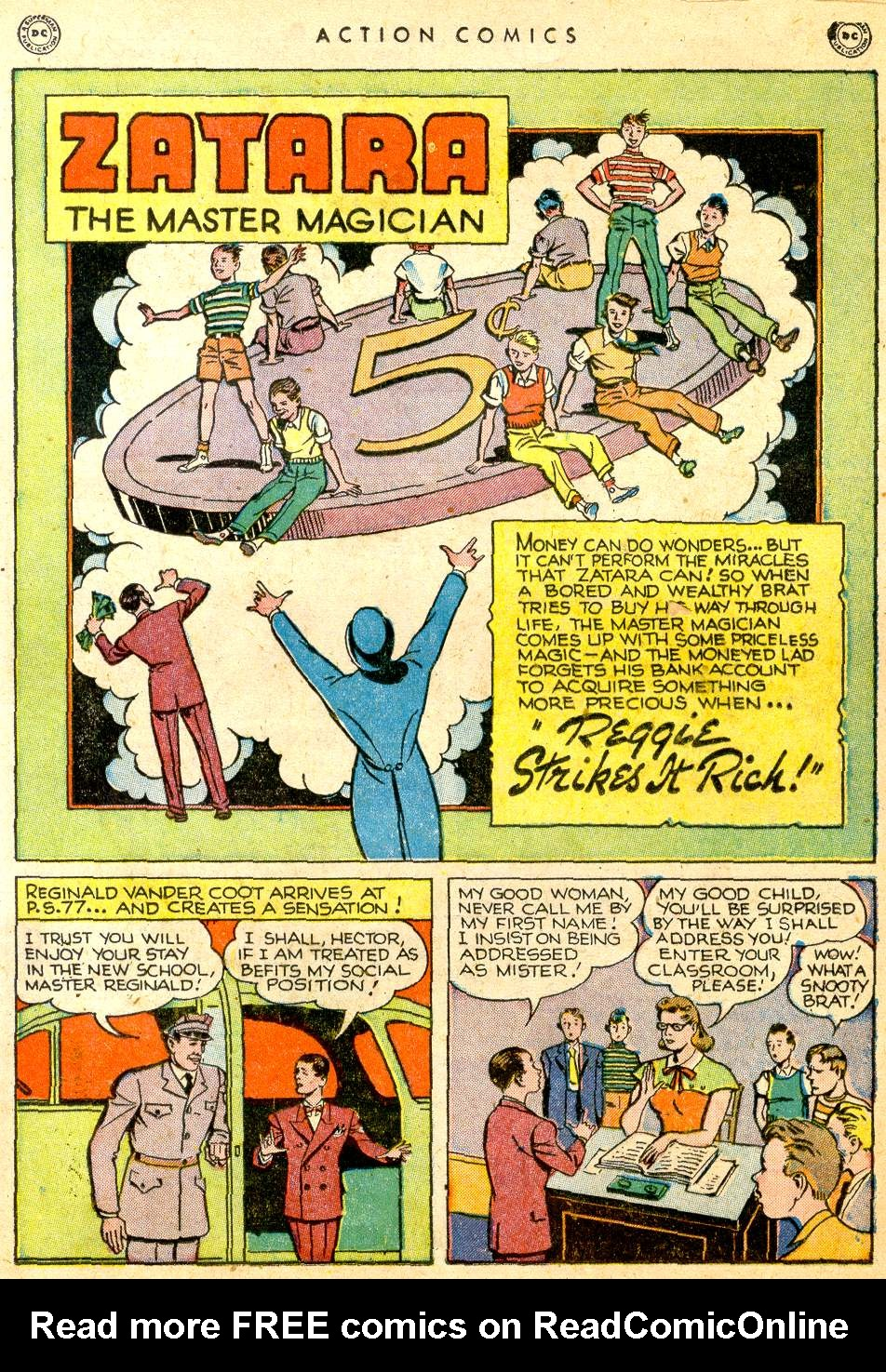 Read online Action Comics (1938) comic -  Issue #126 - 25