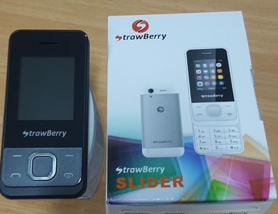 Strawberry Rilis Hp Terbaru Model Flip Dan Slide Murah 200 Ribuan
