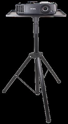 sewa rental stand proyektor infocus