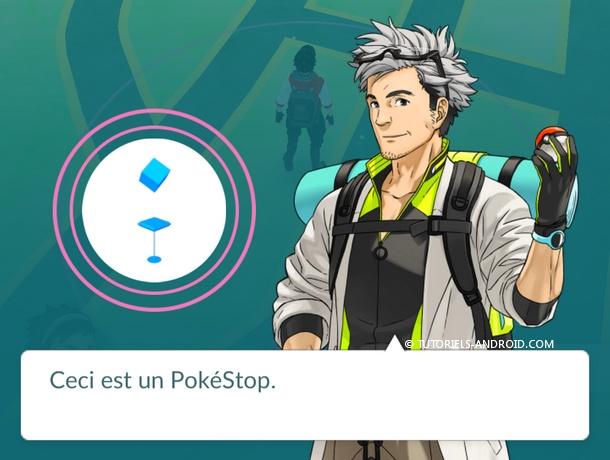 PokéStop - Pokémon GO