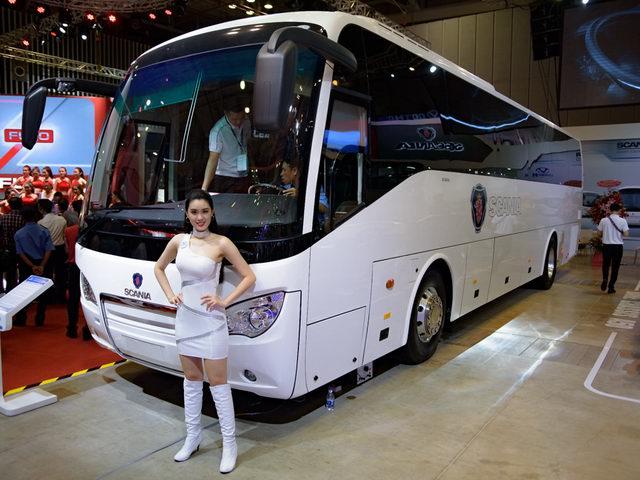 Ô tô khách 50 chỗ Scania A50