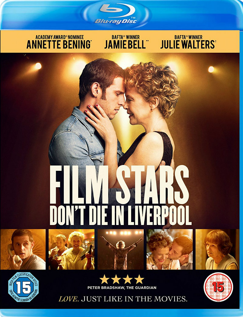 FILM STARS DON'T DIE IN LIVERPOOL bluray