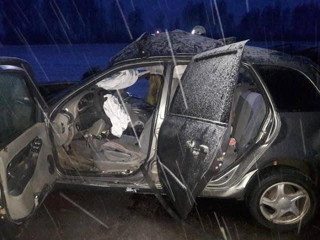Ужасное ДТП в Башкирии: погибли 6 человек