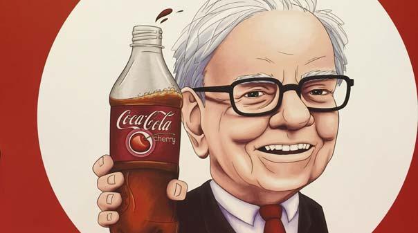 Уоррен Баффет Coca-Cola