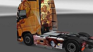 Vega Volvo 2012 skin