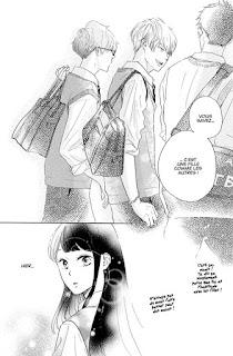 Jardin secret: Ran commence à apprécier Akira