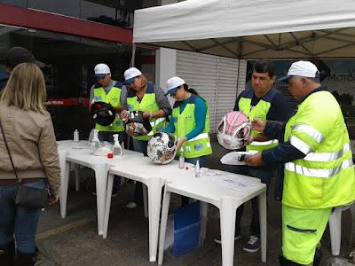 Campanha 'Viva Motociclista' integra ações da XVII Moto Romaria de Registro-SP a Iguape