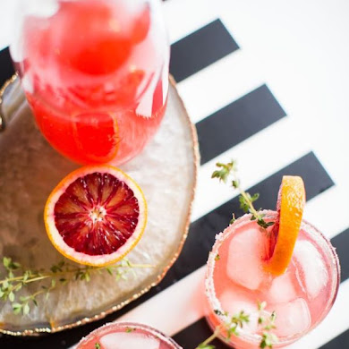 5 Pretty & Delicious Summer Party Cocktails