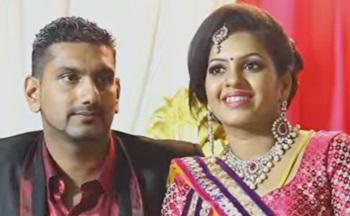 Malaysian Indian Wedding Reception