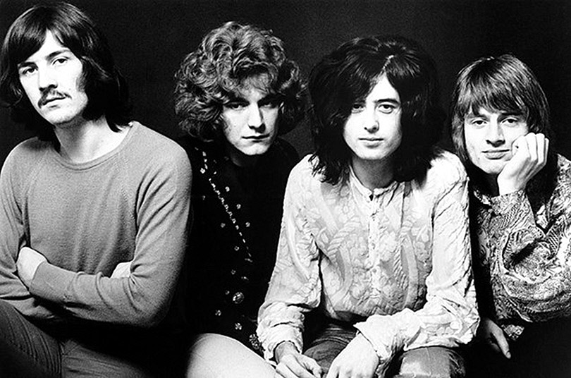 led zeppelin - 1968