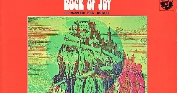 Berühmt EZHEVIKA FIELDS: The Mannheim Rock Ensemble - Rock of Joy (1971) WP31