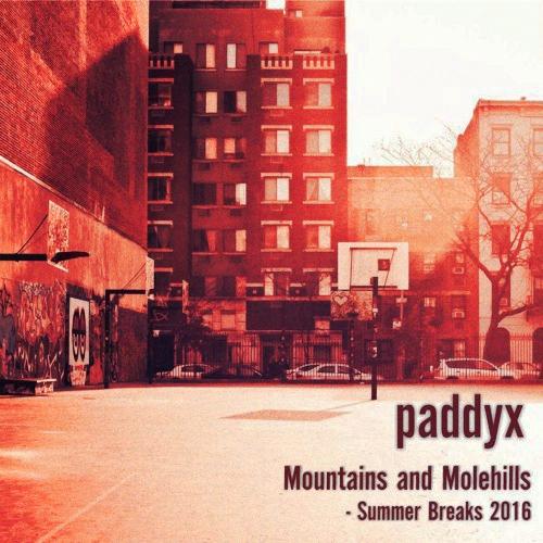 Mountains and Molehills - Montags Mixtape von PaddyX | Free Download