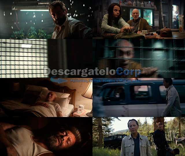 Logan Wolverine (2017) DVDRip Español Latino