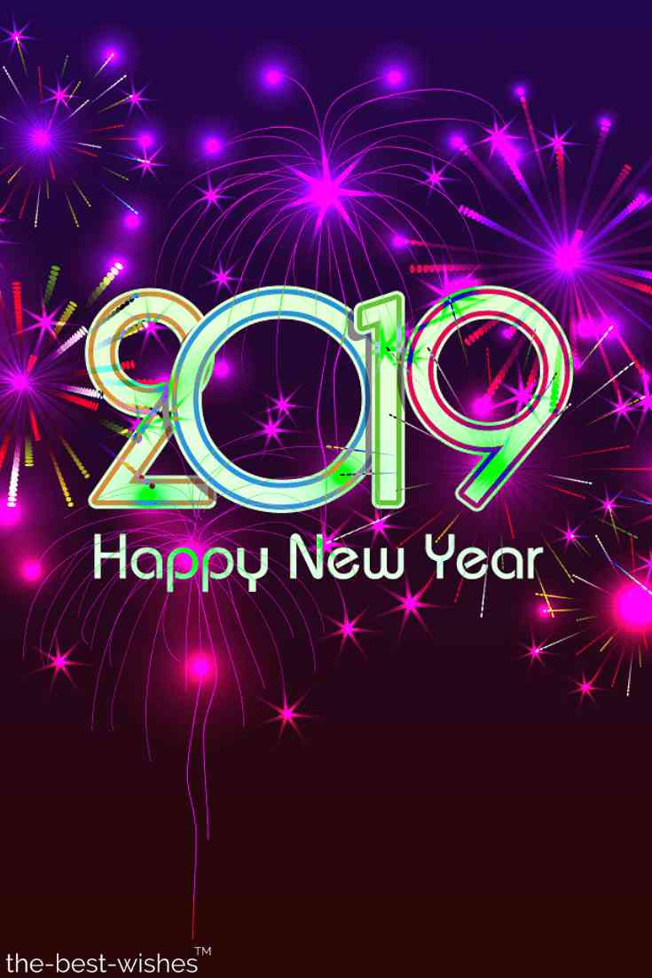 happy new year 2019 hd pictures
