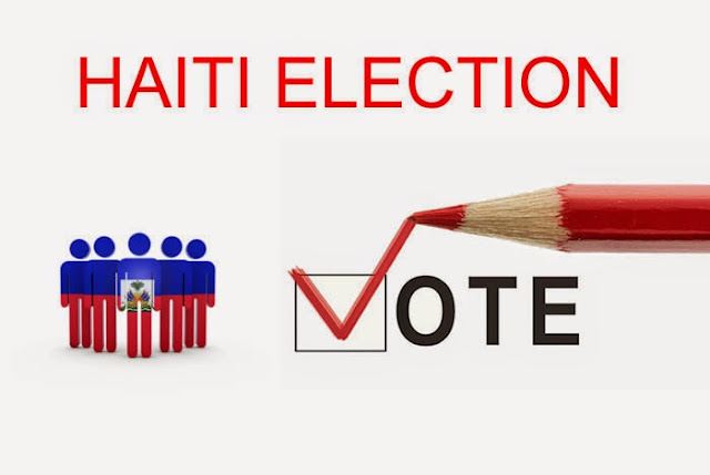 List of presidential candidates for Haiti election 2015