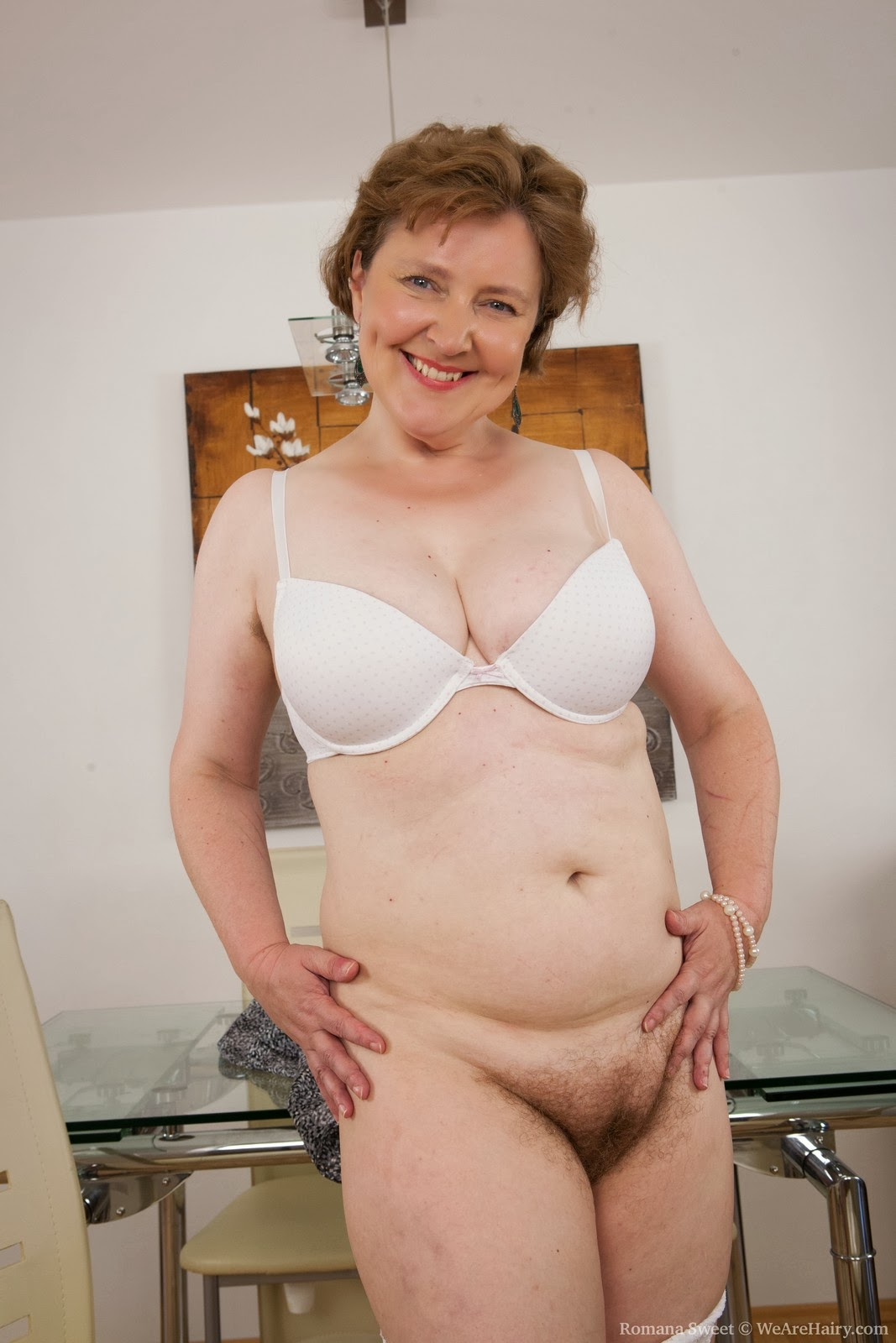 Hairy Nude Image