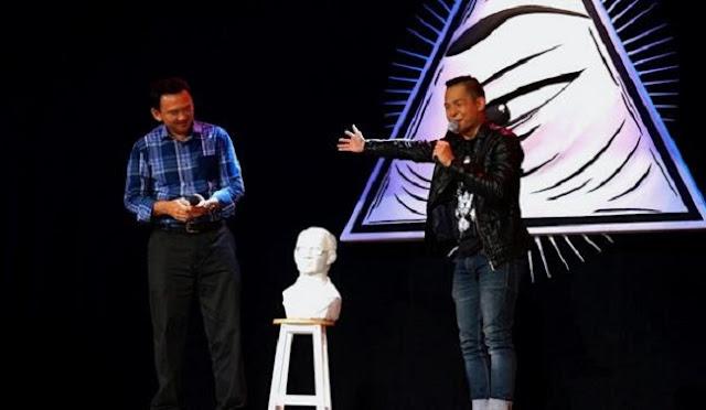 Komedian Pendukung Ahok Ini Lecehkan Pesantren