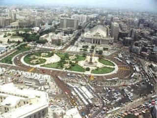 محطة مصر (محطة رمسيس) من الخارج