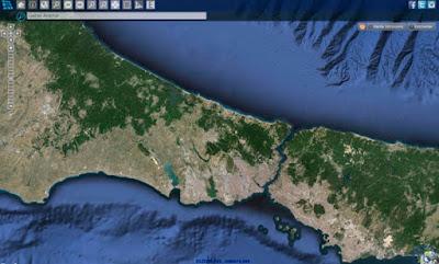 İstanbul harita üzerinden parsel sorgulama