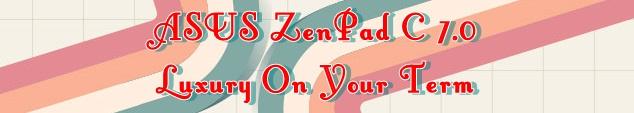 Spesifikasi ASUS ZenPad C 7.0.
