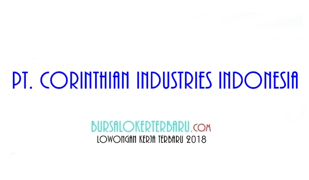 PT. Corinthian Industries Indonesia