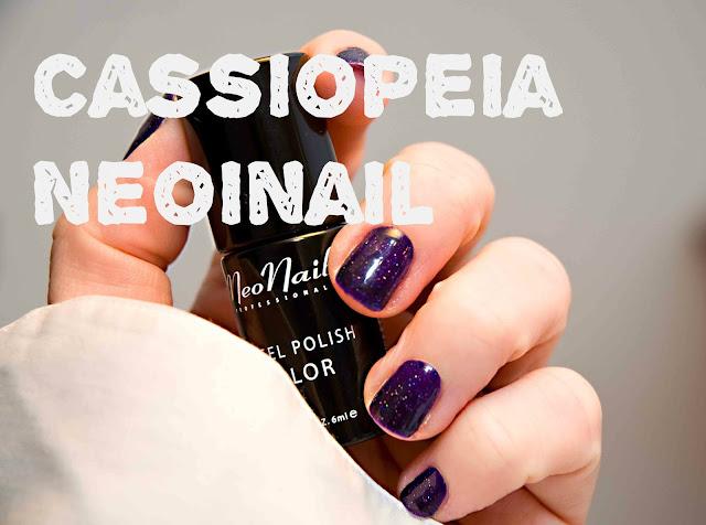 Lakier Hybrydowy UV NeoNail - Cassiopeia