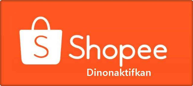 Shopee Akun Disabled Dibatasi Dinonaktifkan Diblokir_5