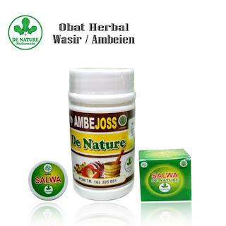 Obat herbal untuk ambeien atau wasir berdarah