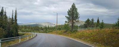 Maisematie Äkäslompolo Ylläs