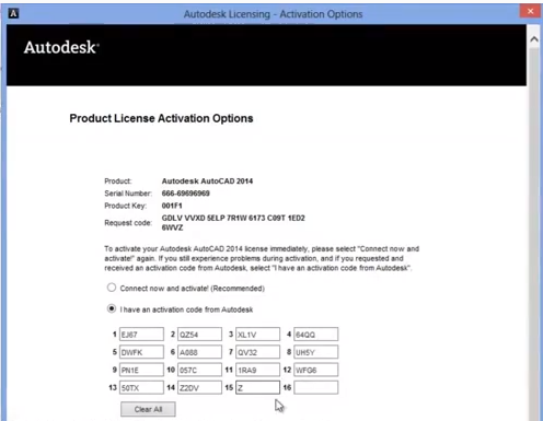 Autocad Install Autocad Invalid Serial Number Activation