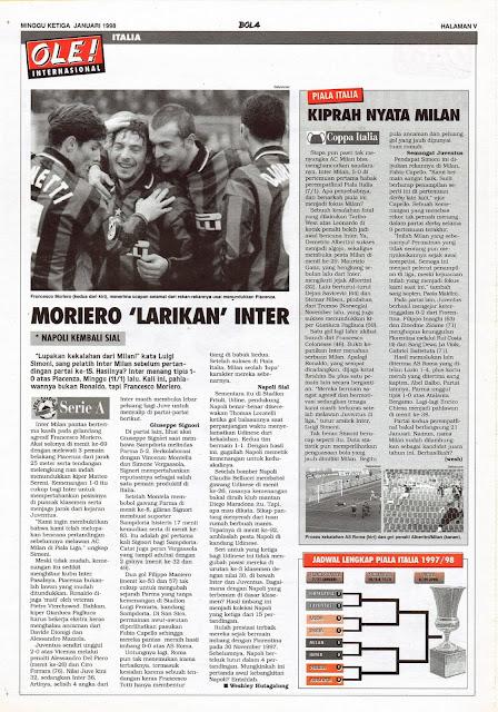 MOREIRO 'LARIKAN' INTER