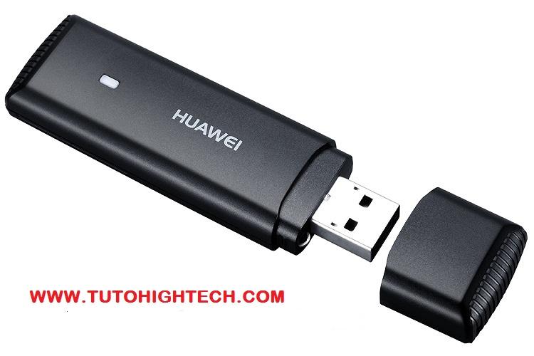 Désimlocker / Débloquer Clé Internet Huawei