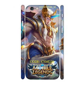 Custome Case 3D Iphone 6 Design Games Mobile Legends 08