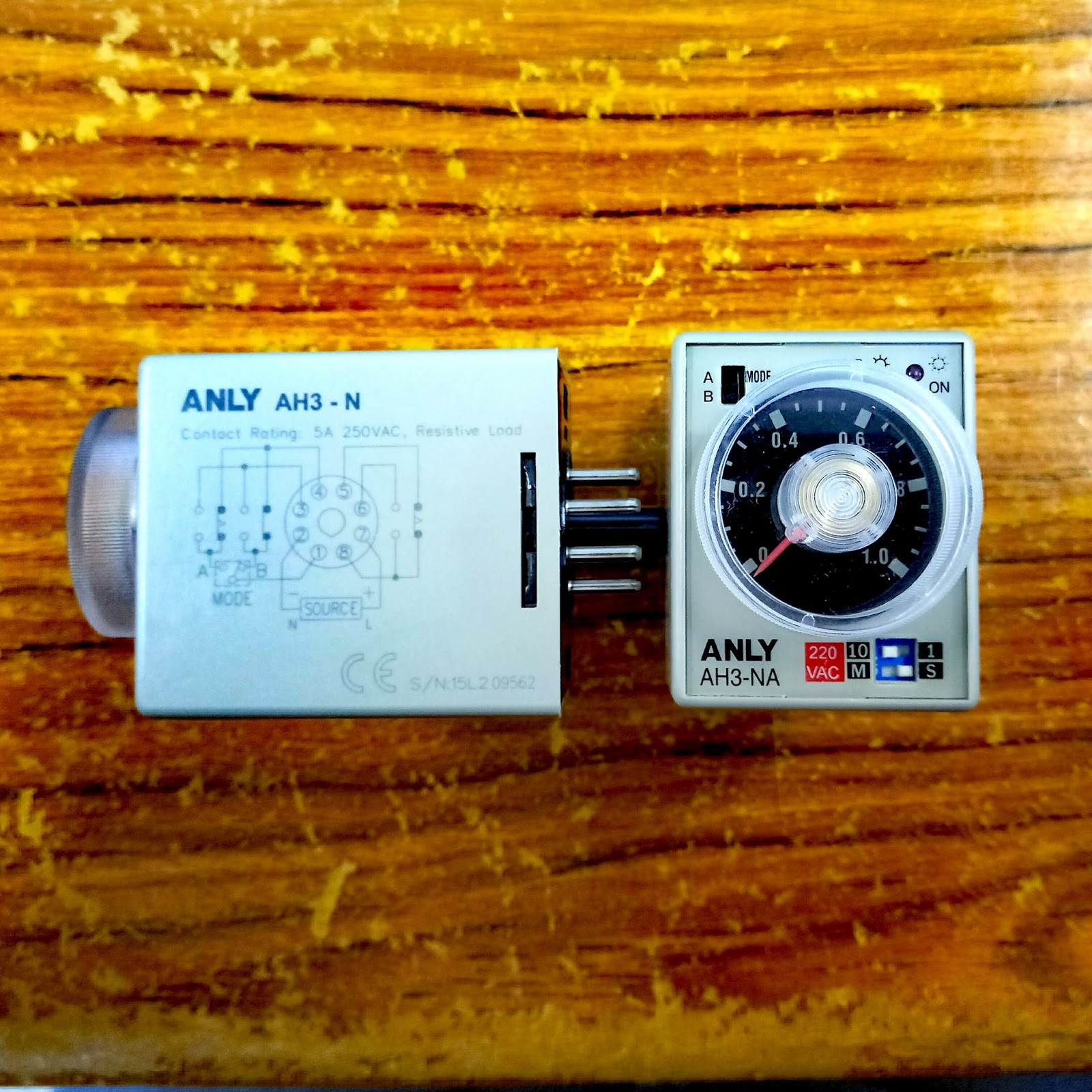 Hing Cheong Electric Timer Relay In Hong Kong Market Elko Current