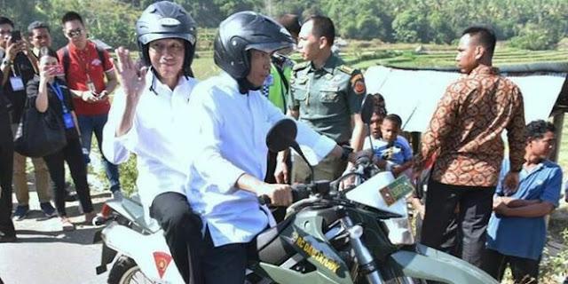 Istana Tegaskan Anggaran untuk Gempa Lombok Rp 4 Triliun