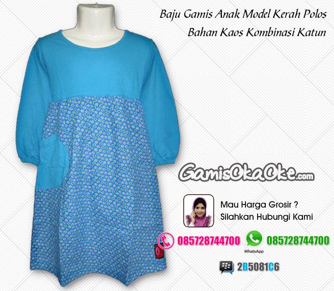Baju gamis anak oka oke solo dengan berbagai pilihan model terbaru harga murah