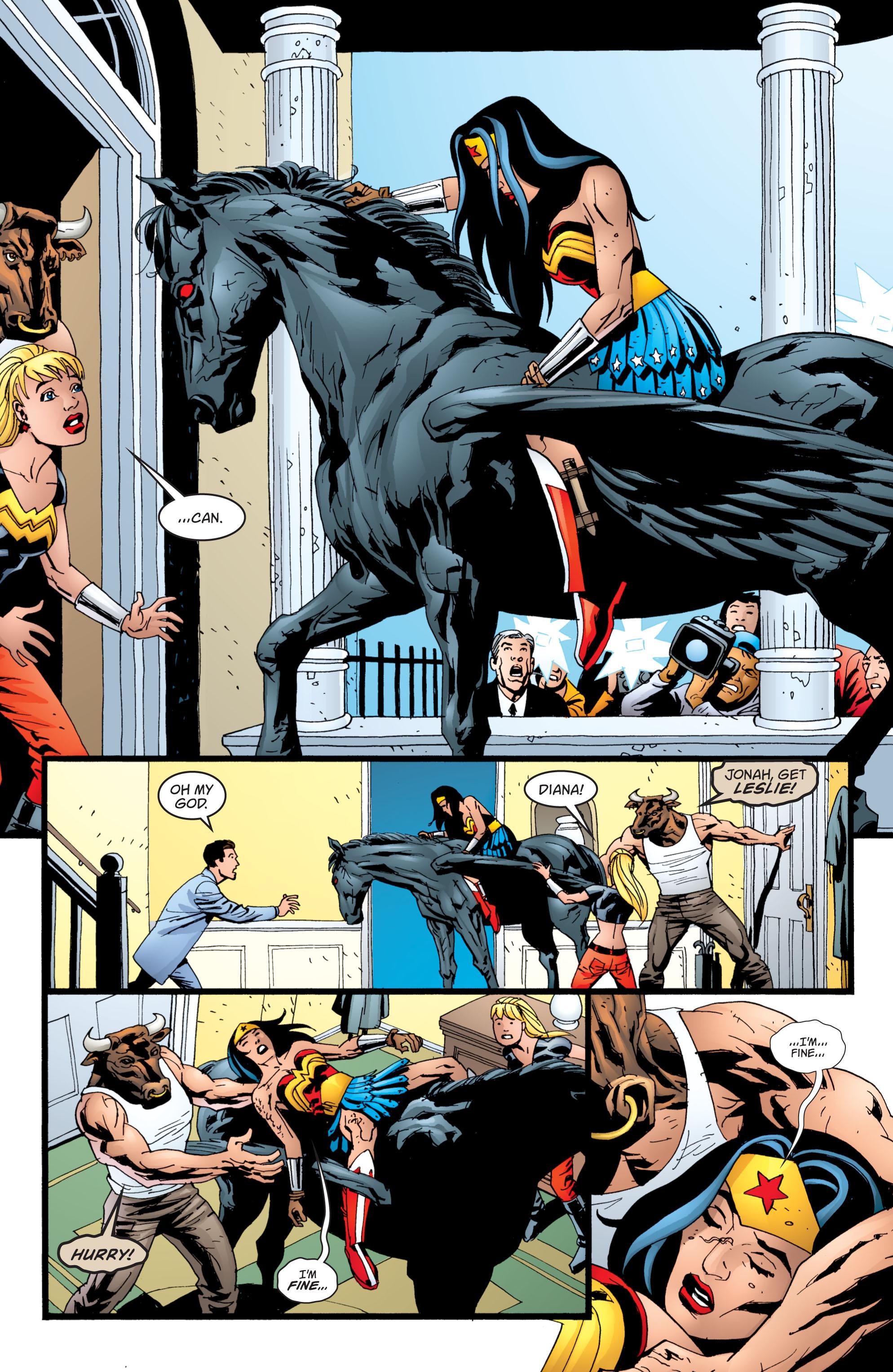 Read online Wonder Woman (1987) comic -  Issue #211 - 12