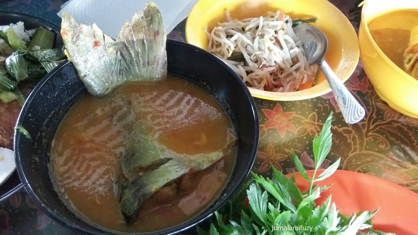 Jalan-Jalan Kuantan, Jom Pekena Tempoyak Ikan Patin Di Kancil Raja Patin Kuantan