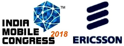 Ericsson And Bharti Airtel Bring 5G To Life At India Mobile Congress 2018