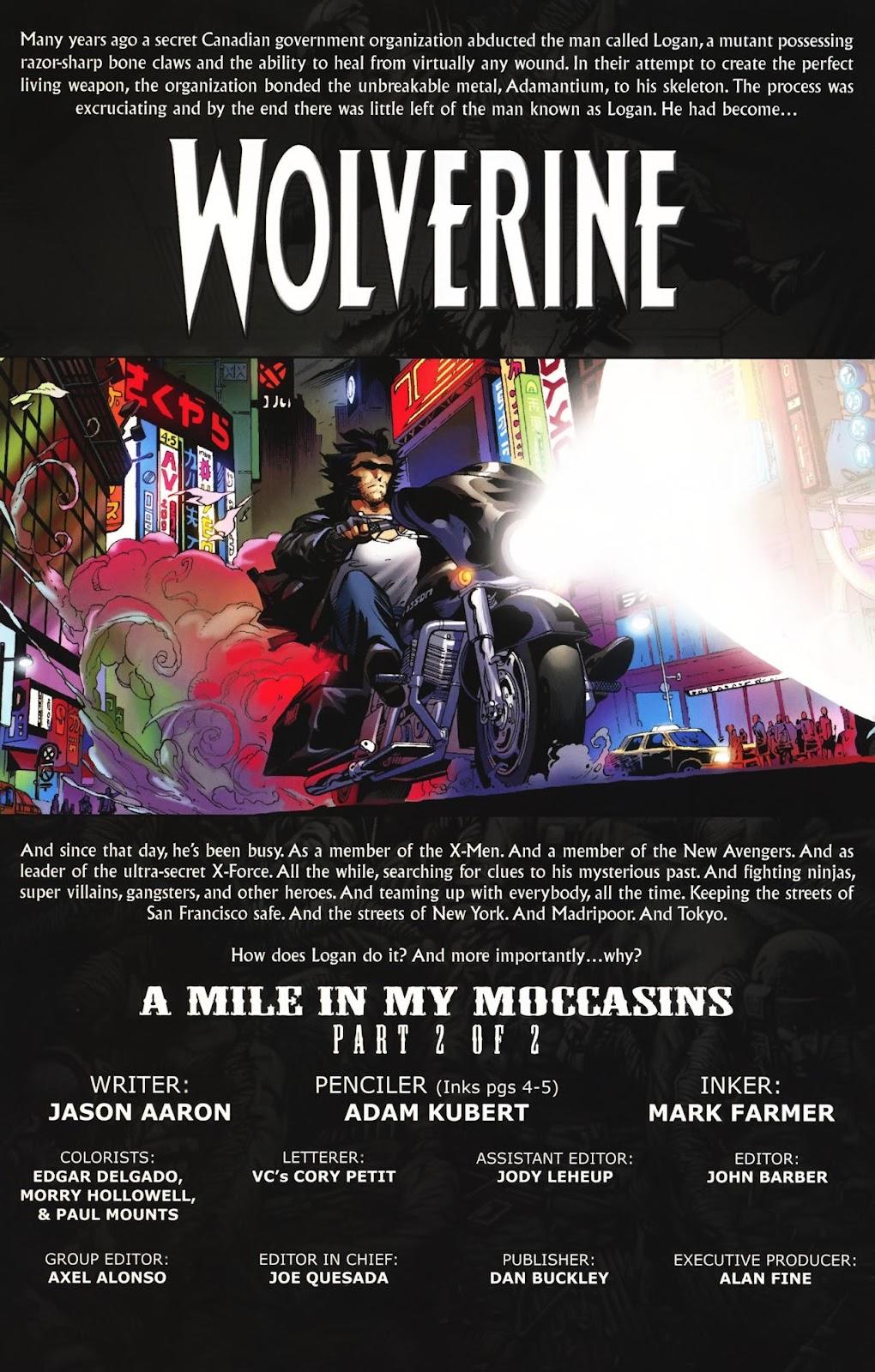 Read online Wolverine (2003) comic -  Issue #74 - 14