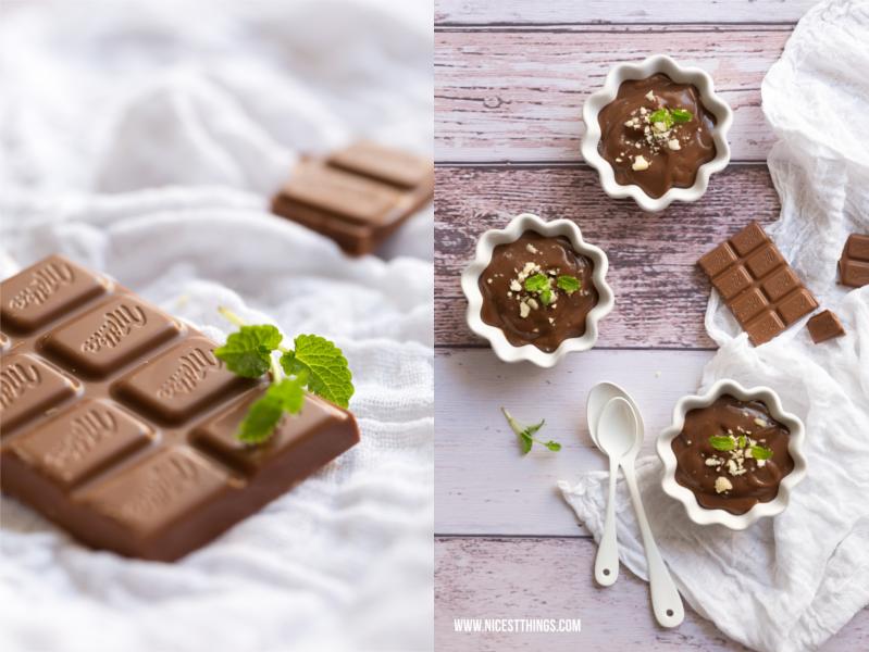 Schokoladenpudding Rezept Schokopudding selbermachen ohne Ei