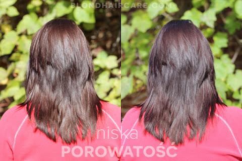 Niskoporowate włosy - jakie one są? - czytaj dalej »