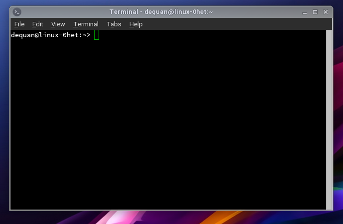 openSUSE Leap 42 1 : updating via command line  - dequanOne