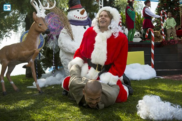 NCIS: Los Angeles - Cancel Christmas - Review: