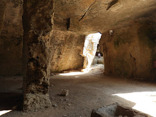 hellenistic tombs cyprus