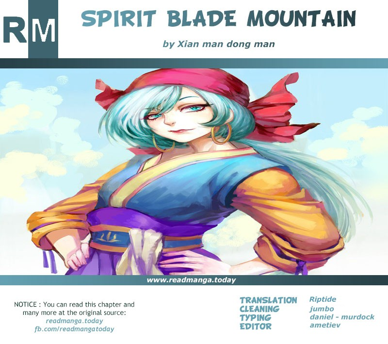 Spirit Blade Mountain - Chapter 19