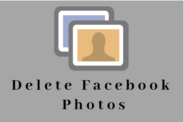 Delete Facebook Photos